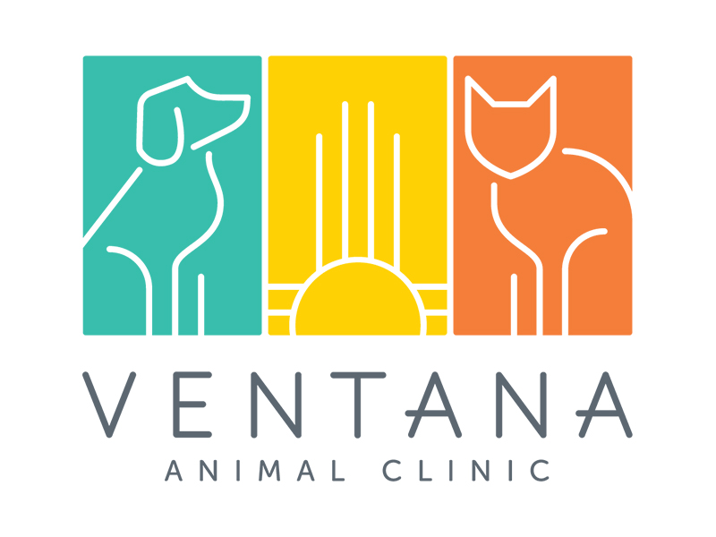 (Ventana Animal Clinic Logo by Emily Borst)